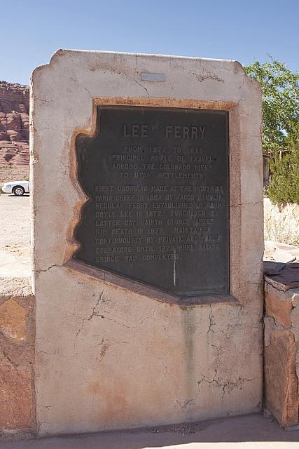 AZ-002 Lee Ferry
