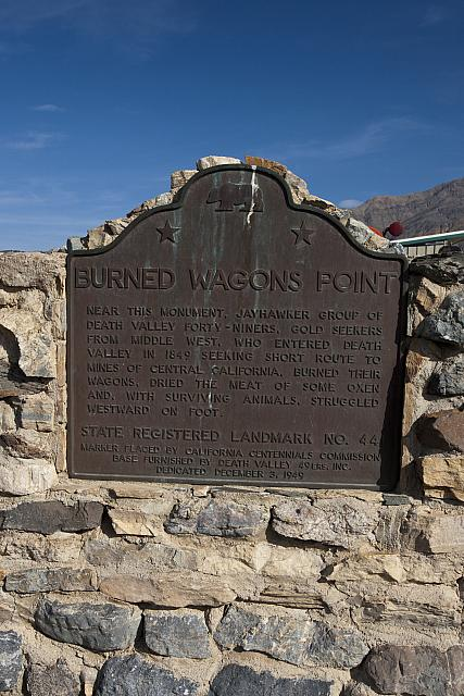 CA441 - Burned Wagons Point