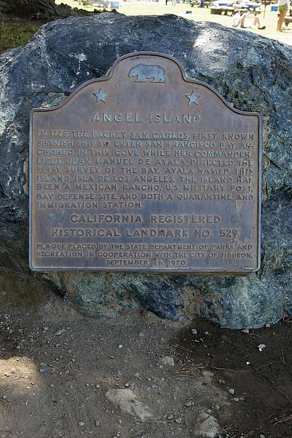 CA-529 Angel Island