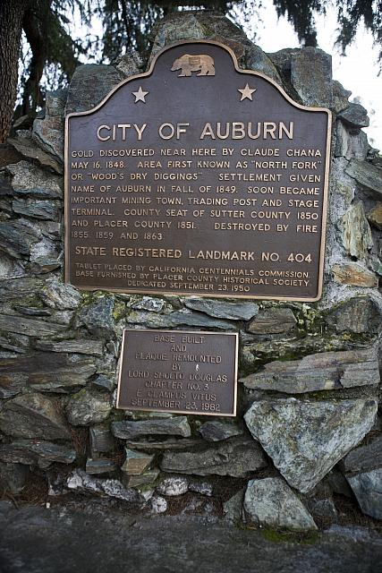 CA-404 City of Auburn