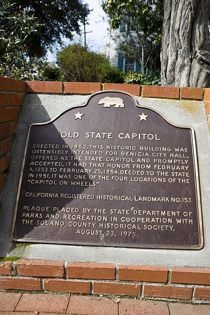 CA-153 Old State Capitol