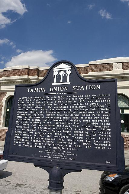FL-F461 Tampa Union Station