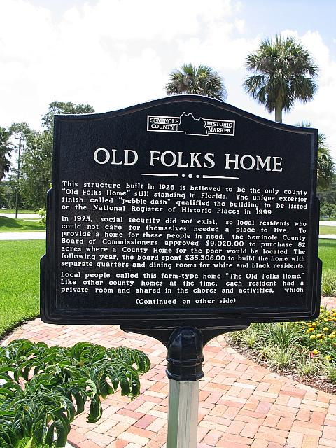 FL-SC001 Old Folks Home A