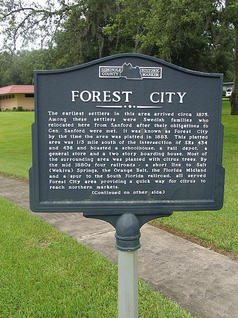FL-SC038 Forest City