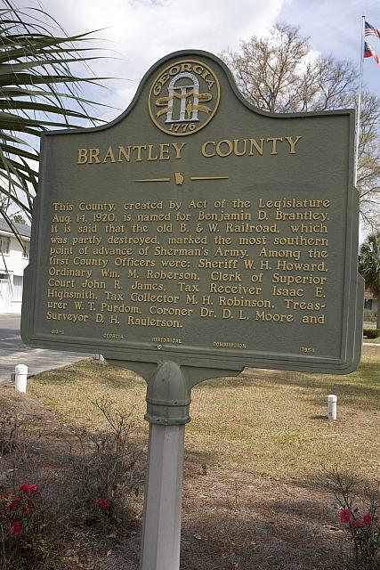 GA-013-1 Brantley County