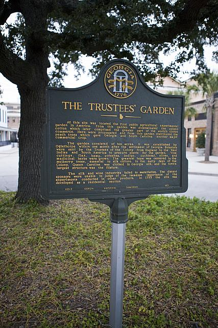 GA-25-2 The Trustees Garden