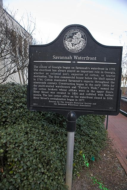 GA-25-7 Savannah Waterfront