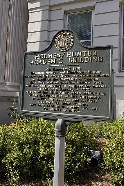 GA-029-100 Holmes Hunter Academic Building