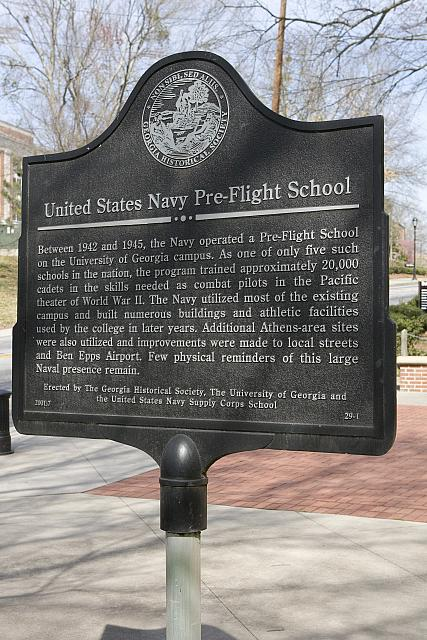 GA-29-1 United States Navy Pre-Flight School