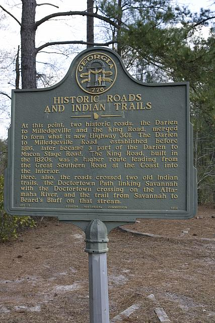 GA-091-5 Historic Roads and Indian Trails
