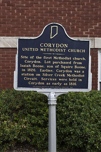 IN-31.1980.1 Corydon United Methodist Church
