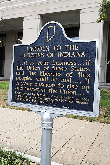 IN-49.1961.2 Lincoln to the Citizens of Indiana