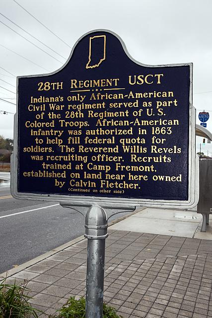 IN-49.2004.5 28th Regiment USCT