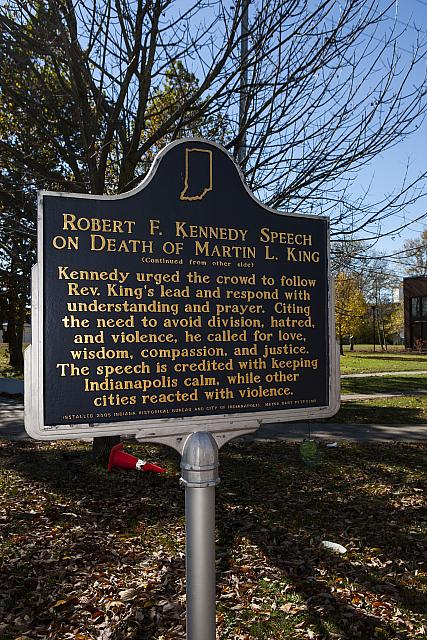 IN-49.2005.1 - Robert F. Kennedy on Death of Martin L. King