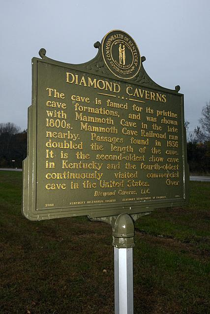 KY-2259 - Diamond Caverns