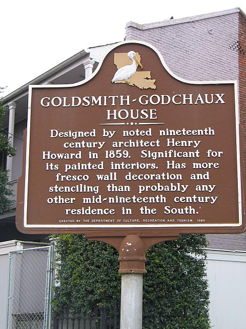 LA-003 Goldsmith-Godchaux House