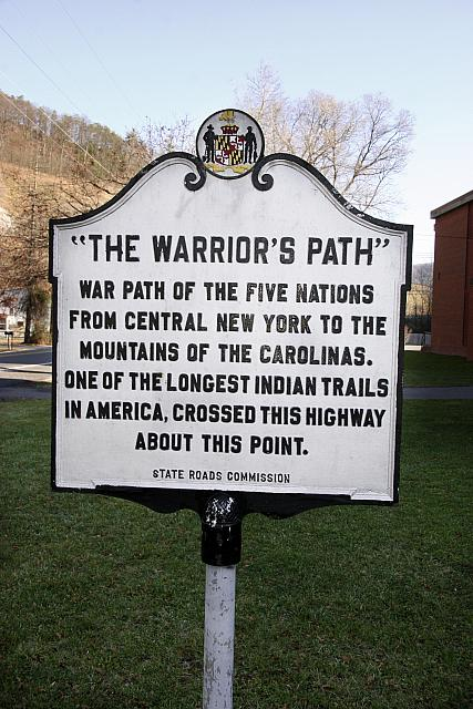 MD-016 The Warriors Path