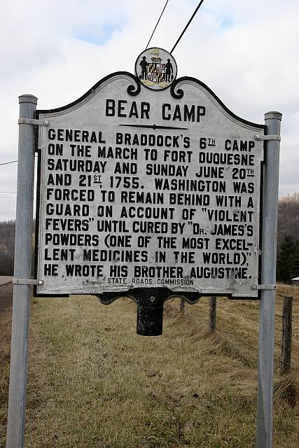 MD-008 Bear Camp