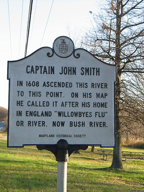 MD-035 Captain John Smith