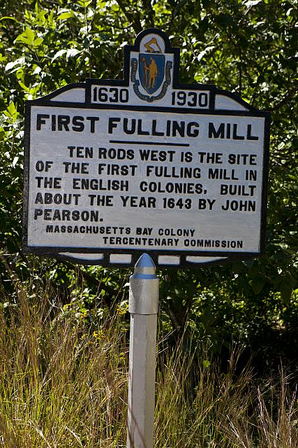 MA-013 First Fulling Mill