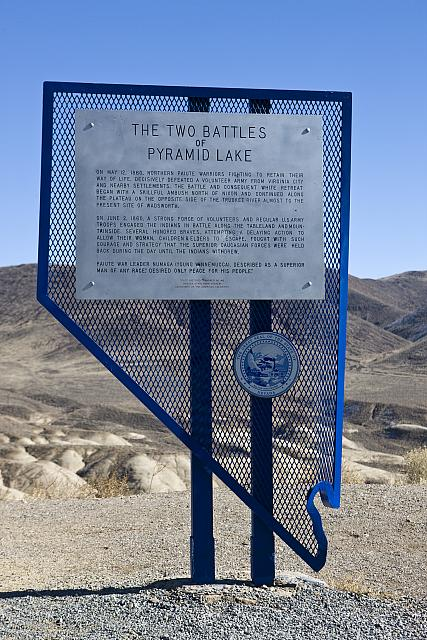 NV-148 The Two Battles of Pyramid Lake