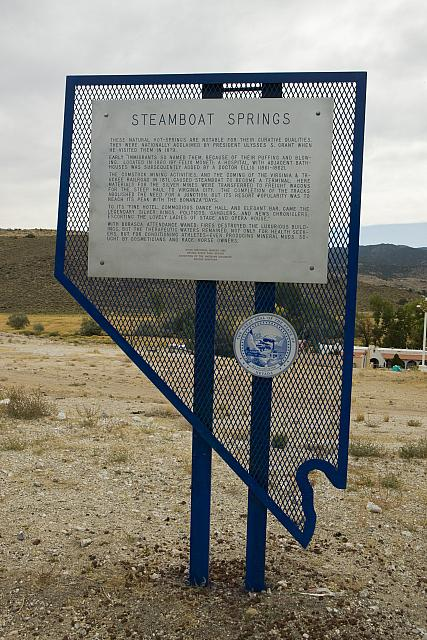 NV-198 Steamboat Springs