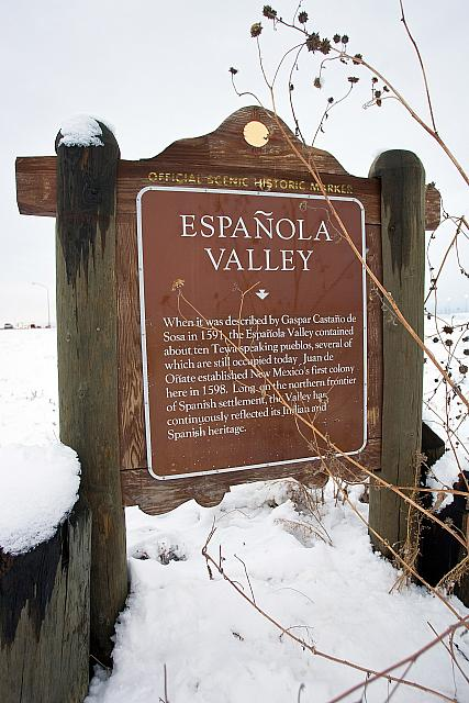 NM-038 Espanola Valley