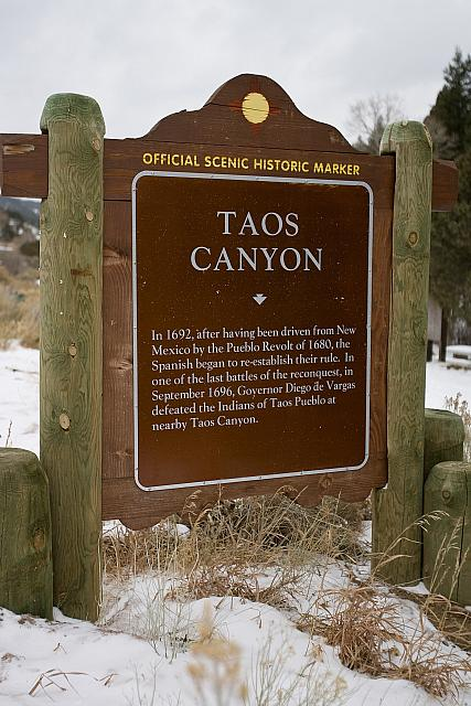 NM-032 Taos Canyon
