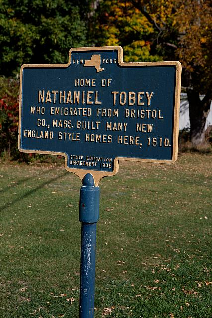 NY-037 Home of Nathaniel Tobey