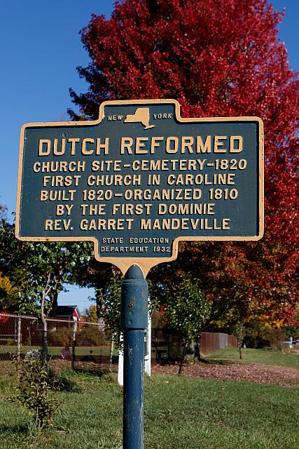 NY-041 Dutch Reformed
