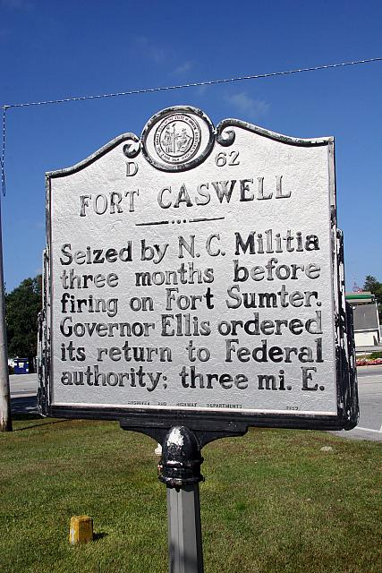 NC-D62 Fort Caswell