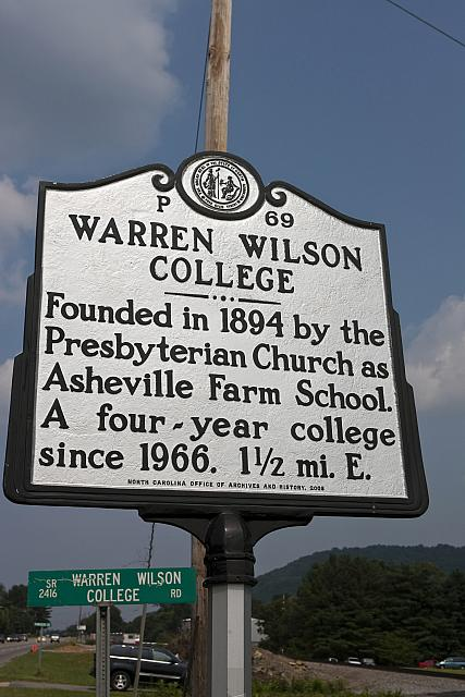 NC-P69 Warren Wilson College