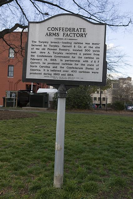 NC-GC001 Confederate Arms Factory