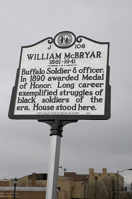 NC-J108 William McBryar 1861-1941