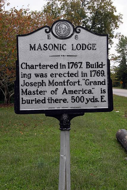 NC-E8 Masonic Lodge