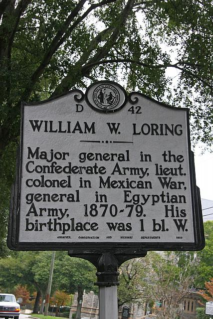 NC-D42 William W. Loring