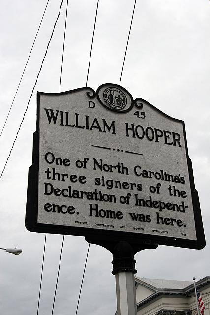 NC-D45 William Hooper