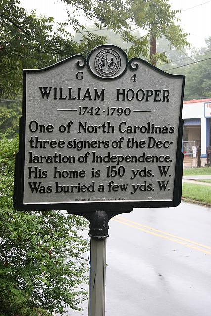 NC-G4 William Hooper (1742-1790)