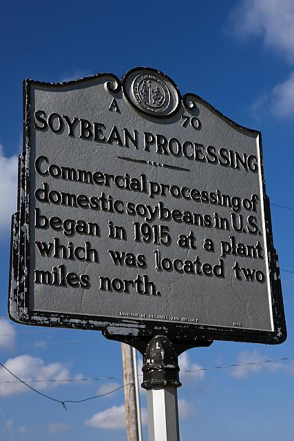 NC-A70 Soybean Processing