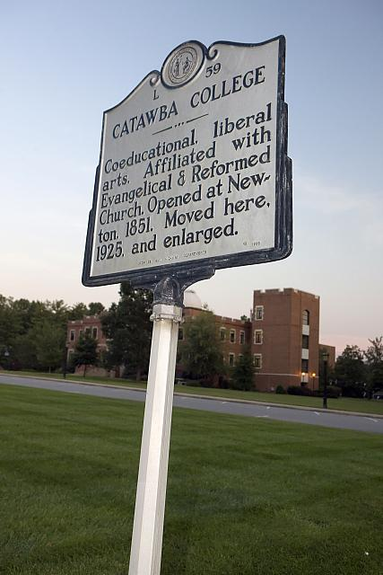 NC-L59 Catawba College