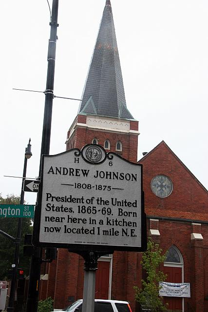 NC-H6 Andrew Johnson 1808-1875