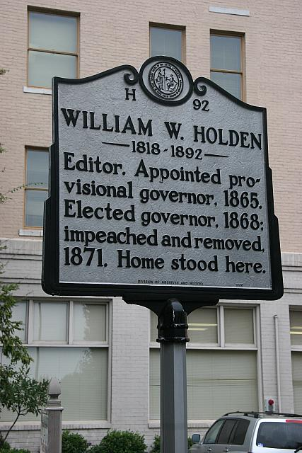 NC-H92 William W. Holden 1818-1892