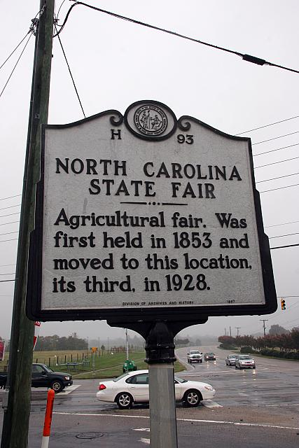 NC-H93 North Carolina State Fair