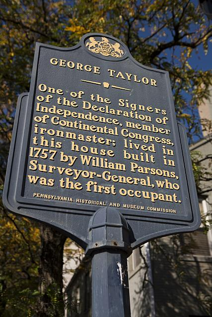 PA-030 George Taylor