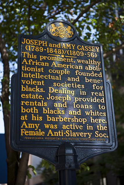 PA-050 Joseph and Amy Cassey (1789-1848) (1809-56)