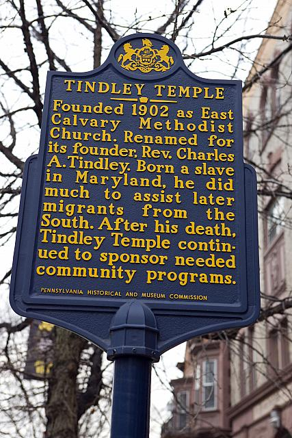 PA-119 Tindley Temple