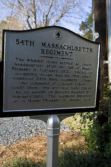 SC-MP012 54th Massachusetts Regiment