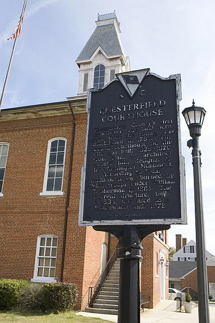 SC-13-3 Chesterfield Courthouse