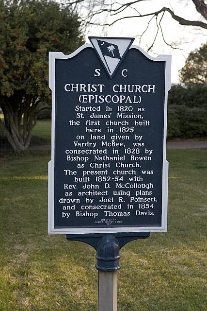 SC-23-10 Christ Church (Episcopal)