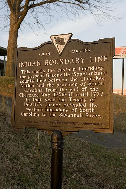 SC-23-4 Indian Boundary Line